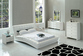 Giường ngủ bọc nệm 153