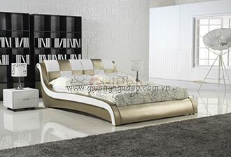 Giường ngủ bọc nệm 156