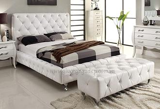 Giường ngủ bọc nệm 165