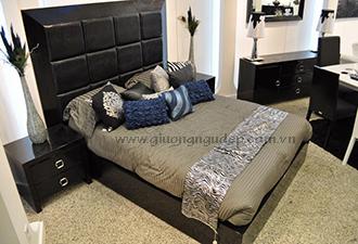 Giường ngủ bọc nệm 169