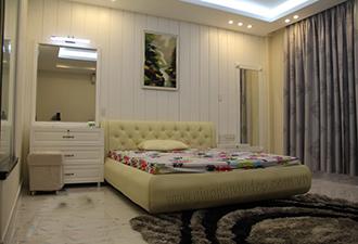 Giường ngủ bọc nệm 181