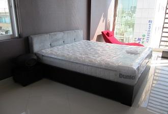 Giường ngủ bọc nệm 192