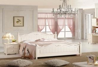 Giường ngủ cổ điển 01