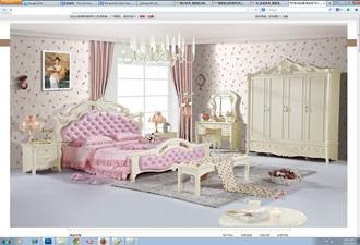 Giường ngủ cổ điển 12