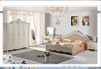 Giường ngủ cổ điển 14
