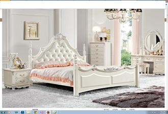 Giường ngủ cổ điển 18