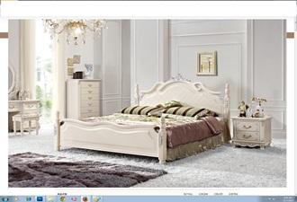 Giường ngủ cổ điển 20