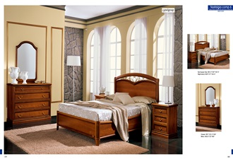 Giường ngủ cổ điển 33
