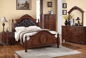 Giường ngủ cổ điển 40
