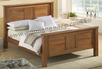 Giường gỗ tự nhiên 01
