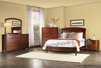 Giường gỗ tự nhiên 04