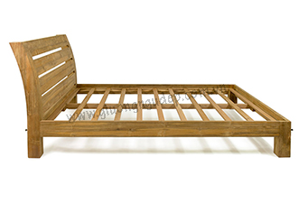Giường gỗ tự nhiên 06