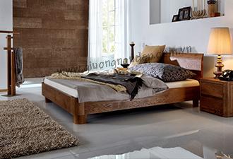 Giường gỗ tự nhiên 07