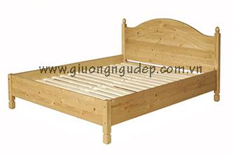 Giường gỗ tự nhiên 12