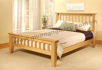 Giường gỗ tự nhiên 14