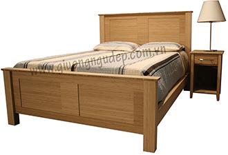 Giường gỗ tự nhiên 16