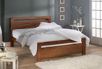 Giường gỗ tự nhiên 17