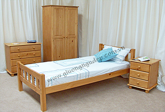 Giường gỗ tự nhiên 22