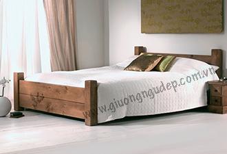Giường gỗ tự nhiên 26