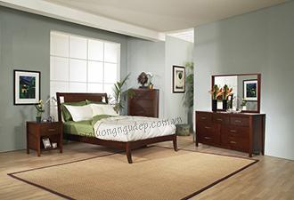 Giường gỗ tự nhiên 31