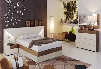 Giường ngủ hiện đại 03
