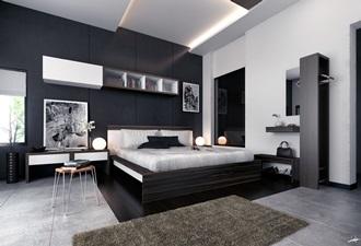 Giường ngủ hiện đại 105