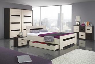 Giường ngủ hiện đại 106