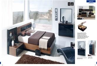 Giường ngủ hiện đại 107