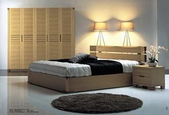 Giường ngủ hiện đại 109