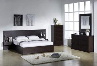 Giường ngủ hiện đại 111