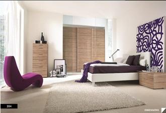 Giường ngủ hiện đại 115