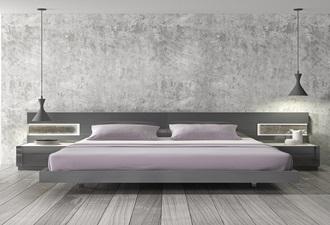 Giường ngủ hiện đại 118