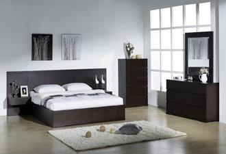 Giường ngủ hiện đại 119