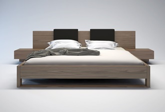 Giường ngủ hiện đại 120