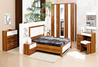 Giường ngủ hiện đại 121