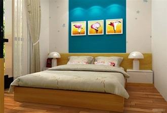 Giường ngủ hiện đại 124