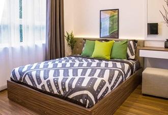 Giường ngủ hiện đại 126