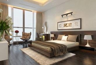Giường ngủ hiện đại 129