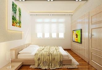 Giường ngủ hiện đại 132