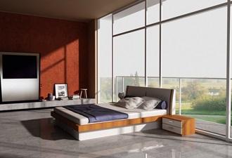 Giường ngủ hiện đại 76