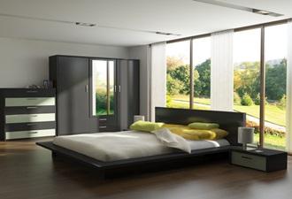 Giường ngủ hiện đại 77