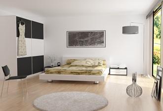 Giường ngủ hiện đại 78