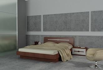 Giường ngủ hiện đại 79