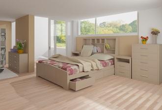 Giường ngủ hiện đại 81
