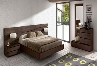 Giường ngủ hiện đại 83