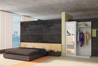 Giường ngủ hiện đại 85