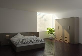 Giường ngủ hiện đại 86