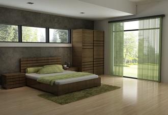 Giường ngủ hiện đại 87