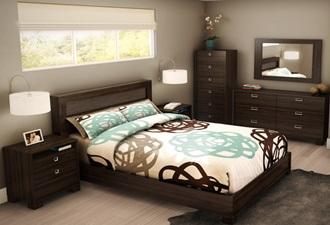 Giường ngủ hiện đại 88