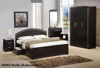 Giường ngủ hiện đại 94